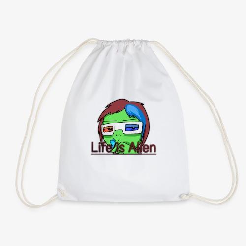 Life is Alien - Turnbeutel