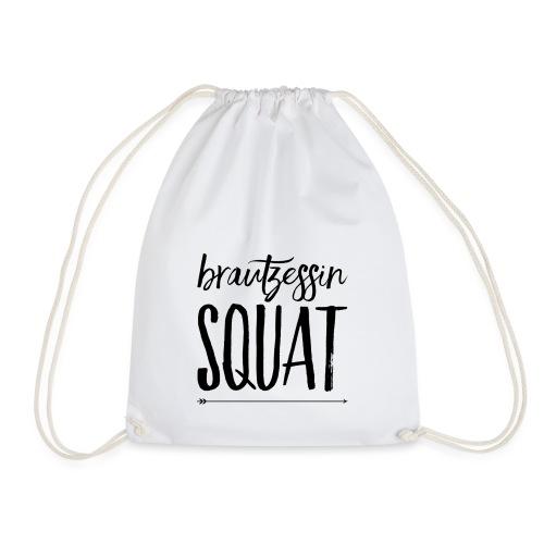 BrautzessinSquat - Turnbeutel