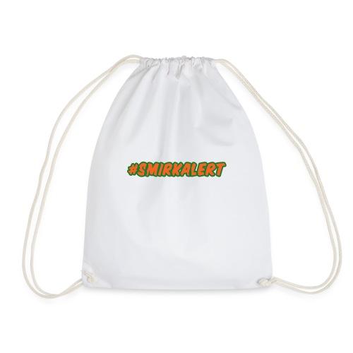 smirk - Drawstring Bag