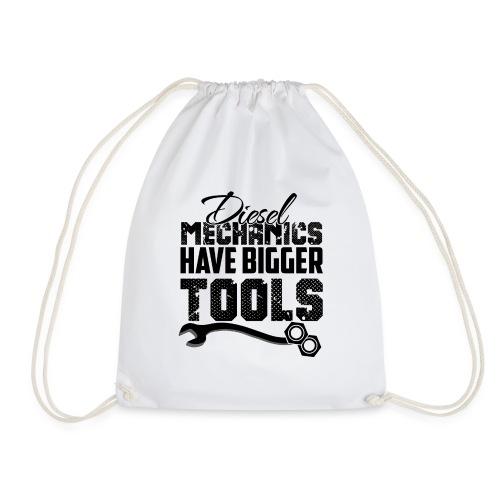 Diesel Mechanics - Drawstring Bag