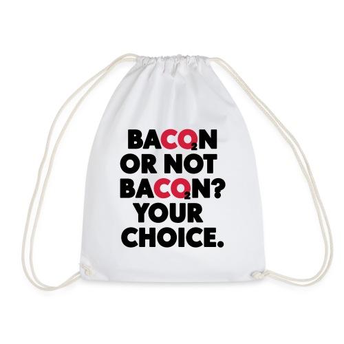 Bacon or not bacon - Gymnastikpåse