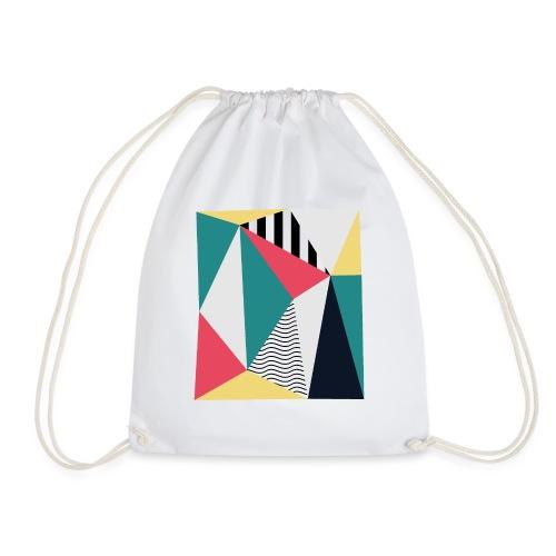 Triangulos - Mochila saco