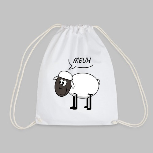 Meuh - Drawstring Bag