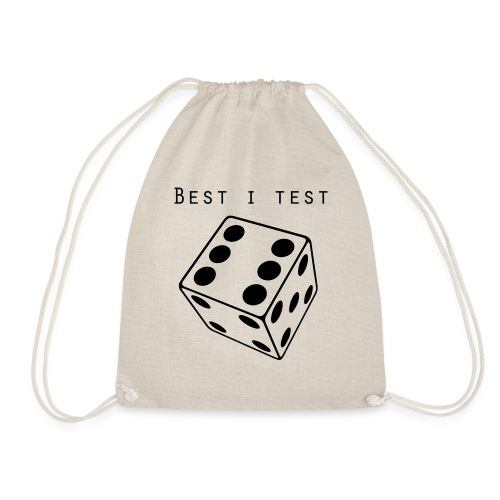 Best i test - Gymbag