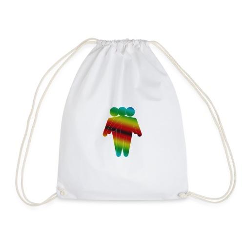 Rainbow Guy - Turnbeutel