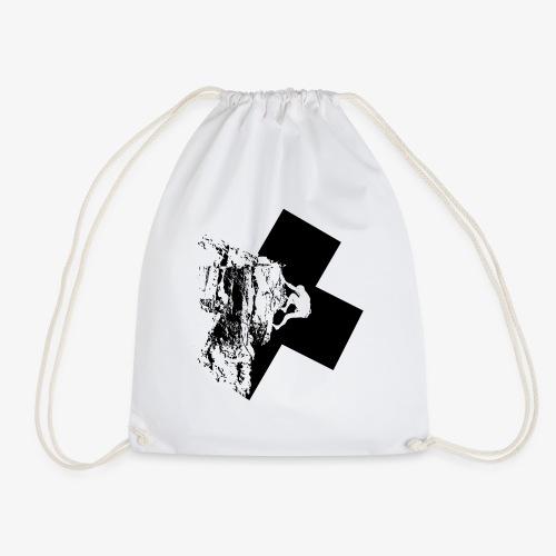 Rock climbing - Drawstring Bag