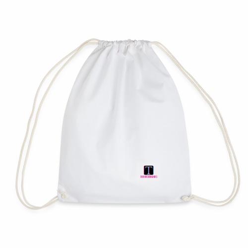 TheHitchHickies (In White) - Drawstring Bag