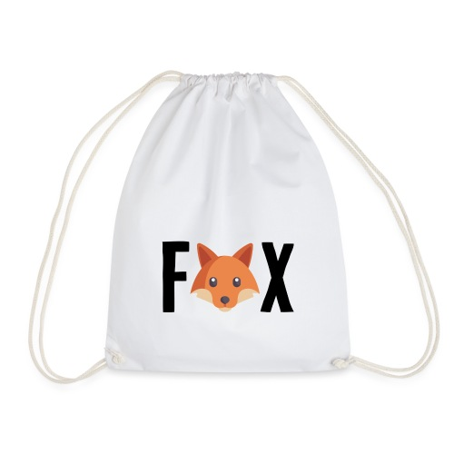 FoxFox | Logo - Sacca sportiva