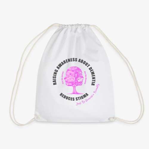 Reducing the Stigma of Dementia - Drawstring Bag