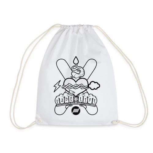 Sacred Vaping - Sacca sportiva