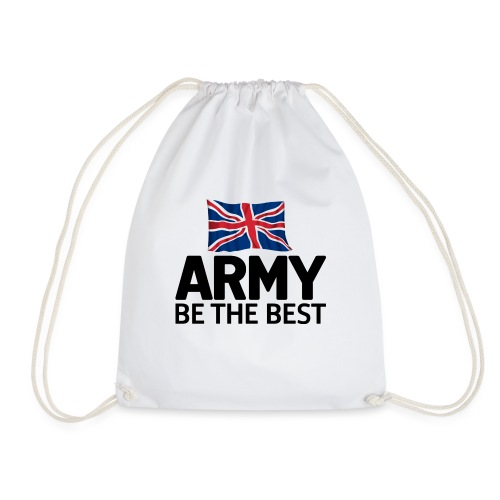 Army Flag - Drawstring Bag