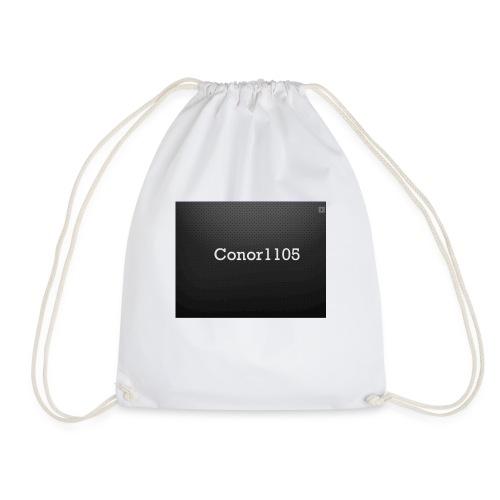 Conor's merch - Drawstring Bag