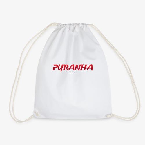 Pyranha MMA (ohne Rand) - Turnbeutel