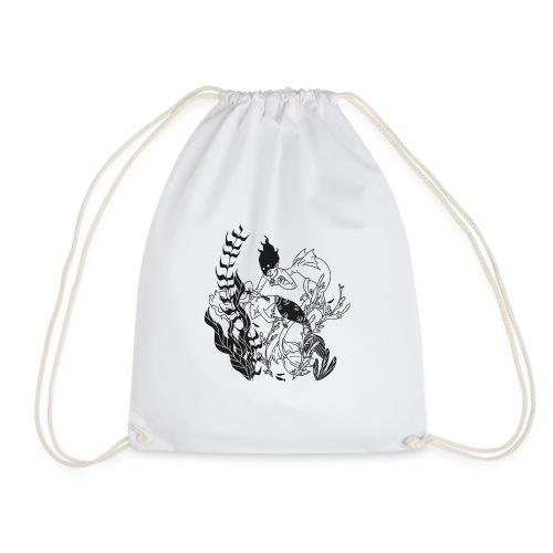 La Sirenita - Mochila saco