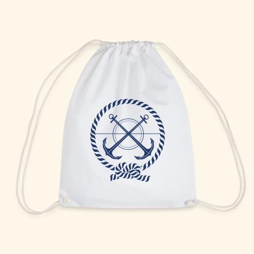 Ancoras - Drawstring Bag