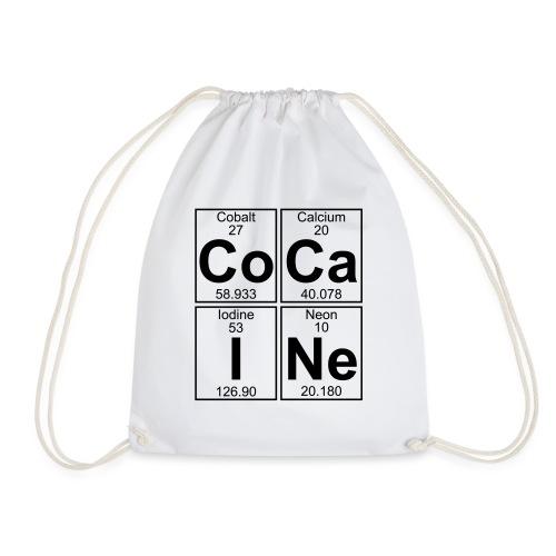 Co-Ca-I-Ne (cocaine) - Full - Drawstring Bag