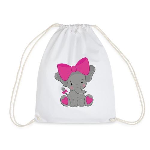 elefante - Mochila saco