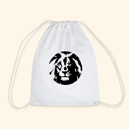 Lion Strength - Drawstring Bag
