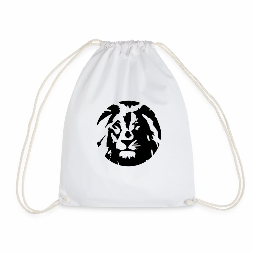 Lion Strength - Drawstring Bag