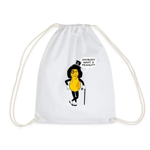 Andre the Giant - Anybody Want a Peanut? - Drawstring Bag