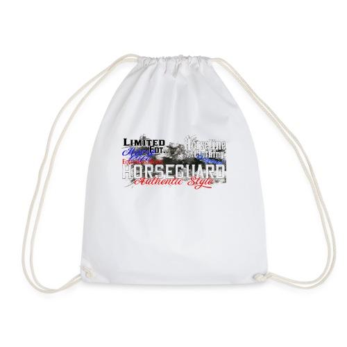 Limited Edition Horseguard Pferd Reiten - Turnbeutel