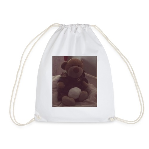 Teddy brov - Drawstring Bag