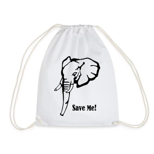 Save Me! - Turnbeutel