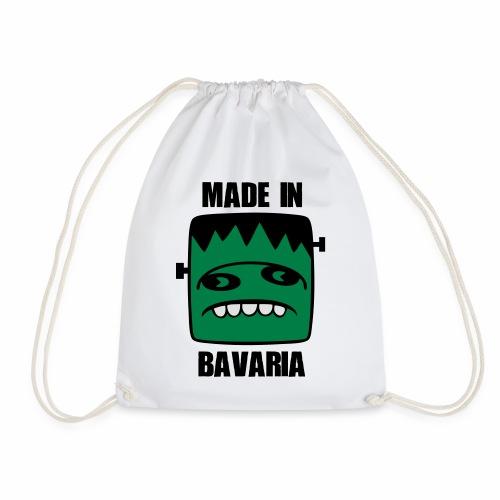 Fonster made in Bavaria - Turnbeutel