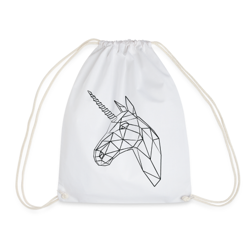 unicorn returns - Turnbeutel