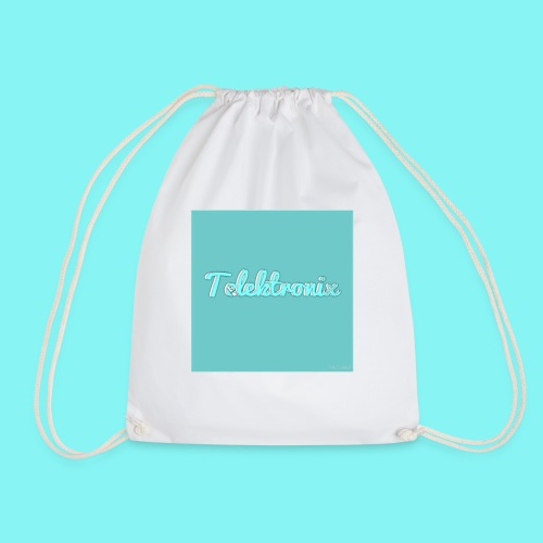 Telektronix Merch - Drawstring Bag