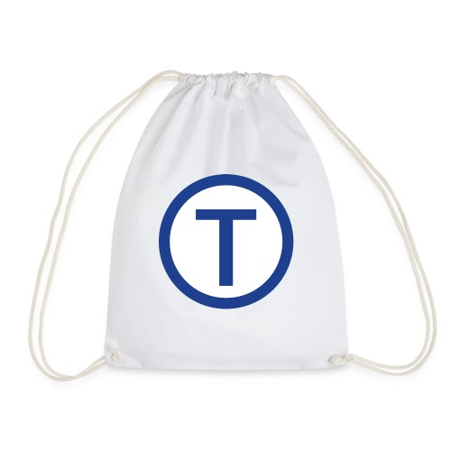techwiz logo - Drawstring Bag