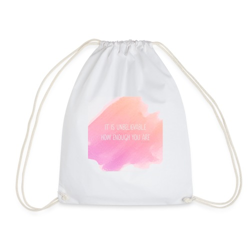 The Perfect Gift - Drawstring Bag