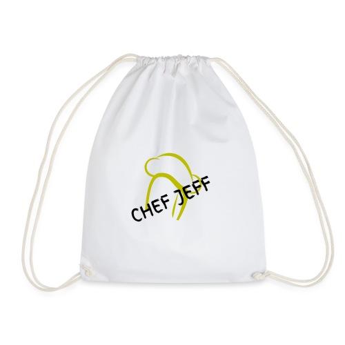 Chef jeff - Drawstring Bag