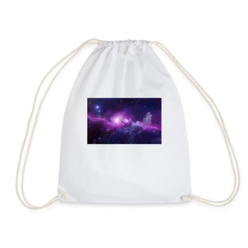 tshirt galaxy - Sac de sport léger