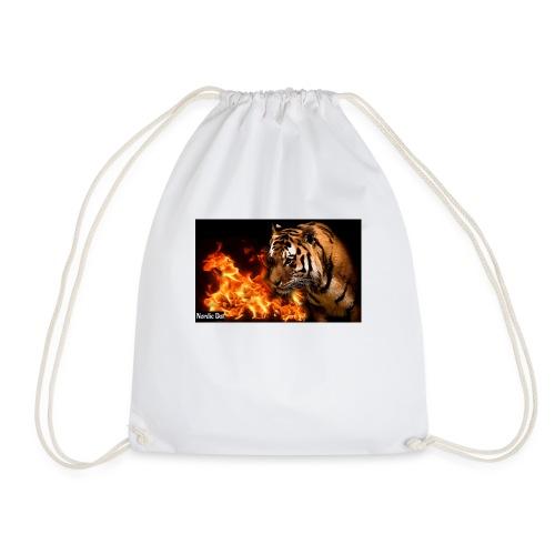 Tiger Flame - Sportstaske