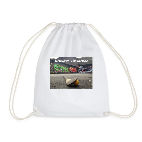 GALWAY IRELAND BARNA - Drawstring Bag