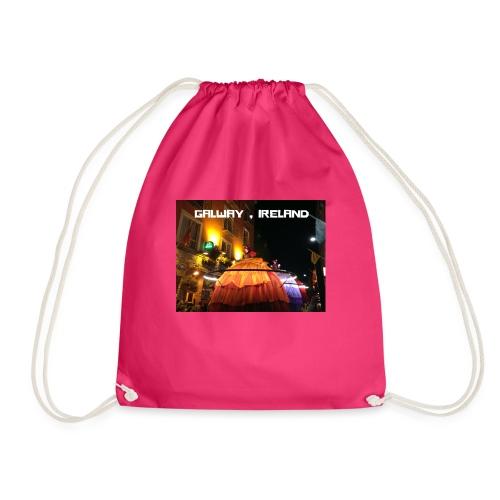 GALWAY IRELAND MACNAS - Drawstring Bag