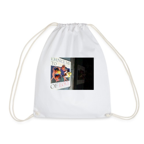 Dance Me Too The End Of Love - Drawstring Bag