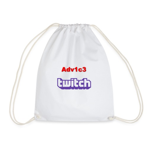 First Full Merch Line - Twitch Adv1c3 - Gymtas