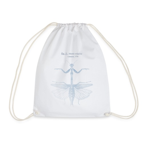 mantis religiosa - bleue - Sac de sport léger