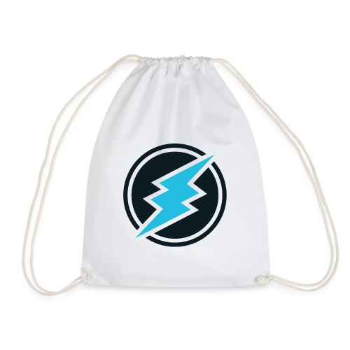 ETN logo - Drawstring Bag