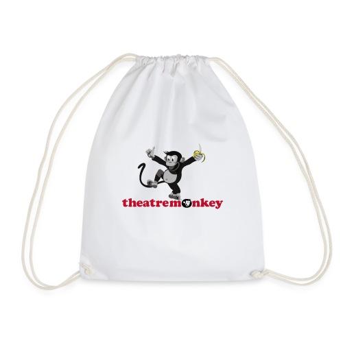 Sammy is Happy! - Drawstring Bag
