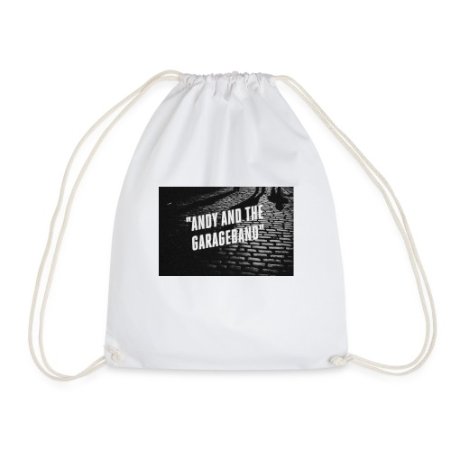 Black and White - Gymbag
