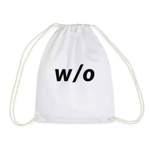 W/O - Sacca sportiva