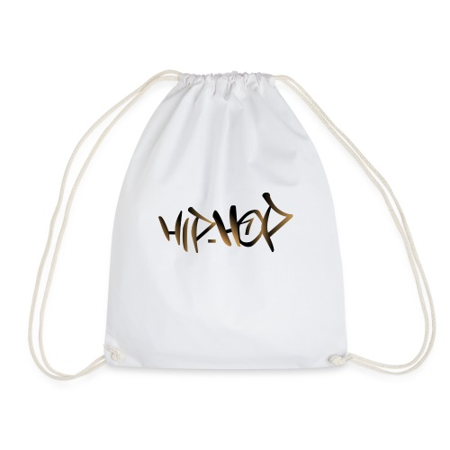 HIP HOP - Drawstring Bag