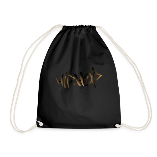 HIP HOP - Drawstring Bag