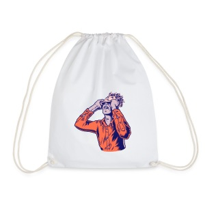 moderat logo - Drawstring Bag