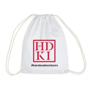 HDKI karateadventures - Drawstring Bag