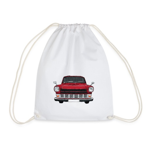 Transit Van - Drawstring Bag