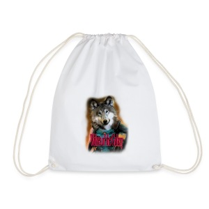 Wolves of the Galaxy - Drawstring Bag